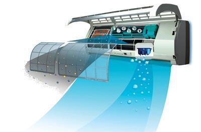 Nên vệ sinh lưới lọc không khí từ 2-3 tuần
