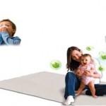 Những bệnh bé có thể mắc khi ở phòng điều hòa
