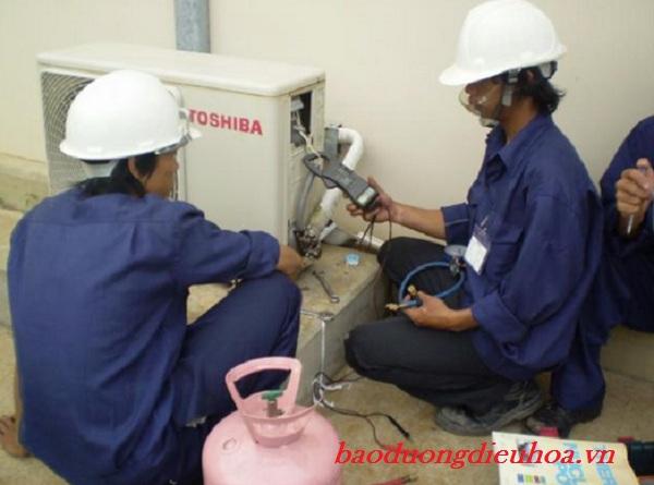 Bảo dưỡng điều hòa định kỳ giúp máy hoạt động ổn định