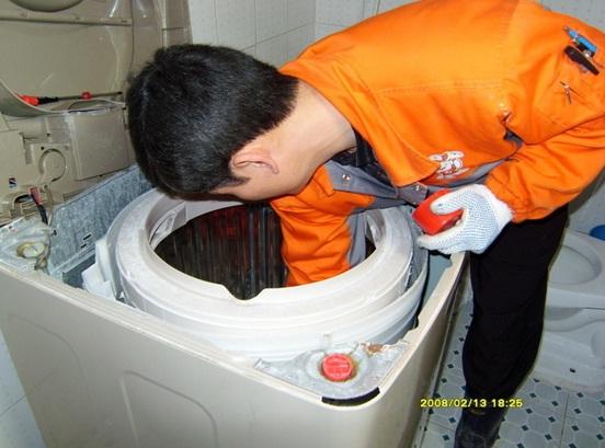 Bảo dưỡng máy giặt tại Long Biên