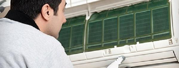 Tìm hiểu quy trình vệ sinh tấm lọc điều hòa