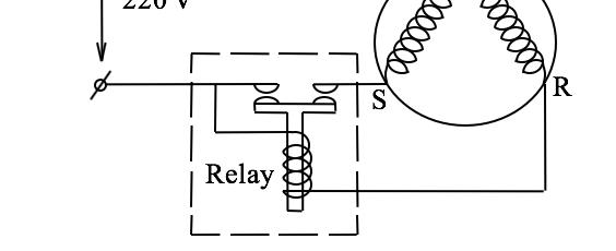 Cấu tạo và hoạt động của rơle khởi động máy nén